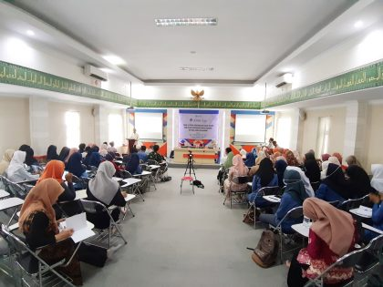 Talkshow Covid-19 Universitas Alma Ata