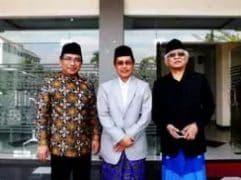 Gelaran Silaturahmi Act.Rektor Universitas Alma Ata dengan Beberapa Tokoh Ulama dan Tokoh Pendidikan