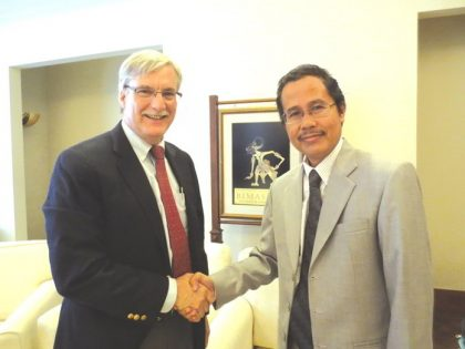 Universitas Alma Ata Jalin Kerjasama Dengan Johns Hopkins University