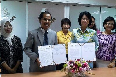 STIKES Alma Ata Jalin Kerjasama Dengan Boromarajonani College of Nursing School, Kasessart University, Bangkok, Thailand