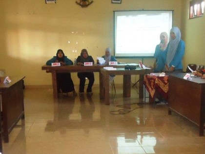 Reaktivasi Kegiatan Kelompok Pendamping Ibu (Kp Ibu) Desa Argosari Dan Argodadi Melalui Kegiatan Cerdas Cermat Motivator Kp Ibu