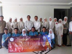 Student Exchange Uniersitas Alma Ata