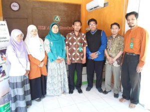 Penarikan Praktek Kerja Lapangan (PKL) Mahasiswa Ekonomi Syariah UAA Yogyakarta