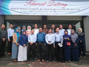 Reakreditasi Program Studi Perbankan Syariah