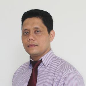 Ahmad Salim, M.Pd ( Dekan Fakultas Keguruan dan Ilmu Pendidikan)