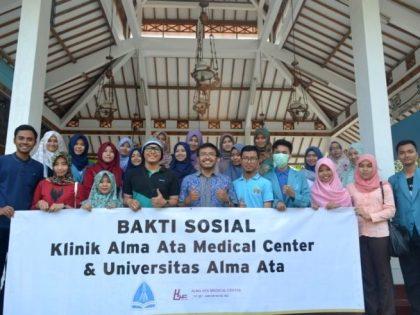 Bakti Sosial dan Pelayanan Home Care dalam Rangka Pencegahan dan Pengendalian Risiko Penyakit Tidak Menular (PTM) di Dusun Jadan, Tamantirto, Kasihan Bantul