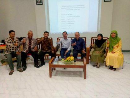 Alma Ata selenggarakan pertemuan Persatuan Orang Tua Mahasiswa (POTMA)