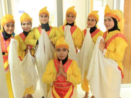 Tarian Tradisional Melayu Oleh UKM Tari Alma Ata