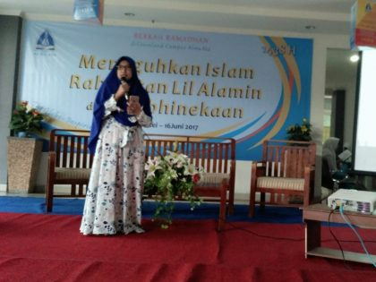 Talkshow Dan Buka Bersama Marketing Online Berbasis Syariah