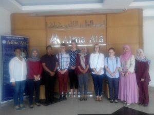 Kunjungan VIA (Volunteer In Asia) ke Universitas Alma Ata Yogyakarta