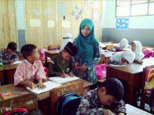 Mendidik Dengan Kasih Sayang