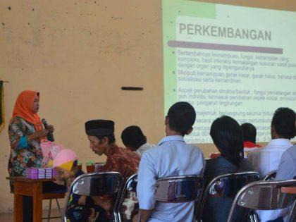 Puncak Kegiatan Kelas Ayah Di Desa Argodadi Sedayu Bantul