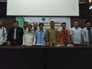 Perkuat Program Pengabdian Kepada Masyarakat: 2 Nominator Hibah Diktis Kemenag dari Program Studi Pendidikan Guru Madrasah Ibtidaiyah Alma Ata presentasi di Bekasi