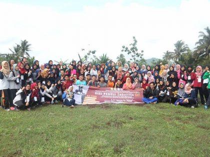 Partisipasi Himagi Universitas Alma Ata Dalam Kegiatan Gizi Peduli Indonesia 2017
