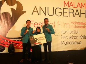 Jejak Karno Meraih Juara Harapan 3 di Ajang FFMI 2017 yang Diselenggarakan oleh Kemenristekdikti