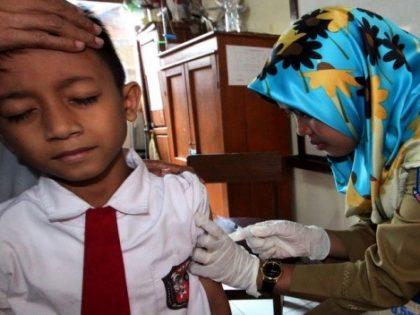 Generasi Sehat Dengan Imunisasi MR