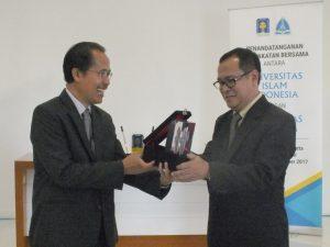 Universitas Alma Ata bekerjasama dengan Universitas Islam Indonesia  Guna Meningkatkan Kualitas Tridarma Perguruan Tinggi