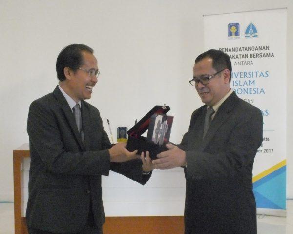 Kerjasama Universitas Alma Ata dan Universitas Islam Indonesia