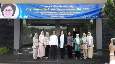 Prof. Hamam Hadi-Prof. Mirjam Maria Van Weissenbruch, MD., Ph. D