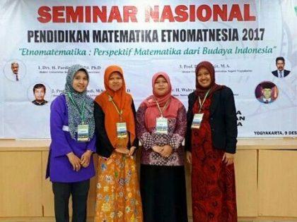 Etnomatnesia Pembelajaran Matematika Zaman Now