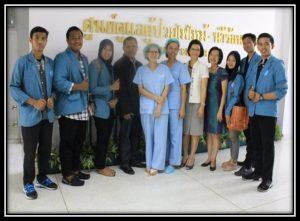 Pertukaran mahasiswa Alma Ata ke Thailand