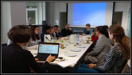 Joint Research dengan department of public health sciences, Ghent University