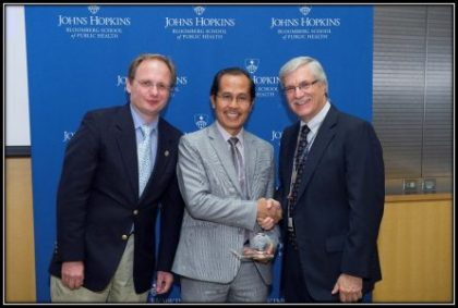 Community Partnership Program Bersama John Hopkins University
