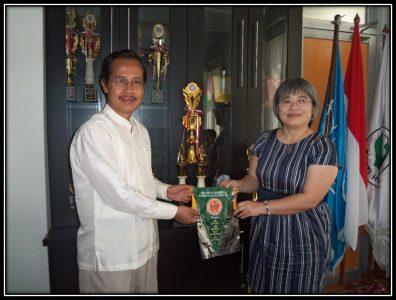 Kunjungan National Cheng Kung Univerity, NCKU, Tainan, Taiwan ke Universitas Alma Ata Yogyakarta