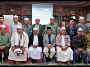 Penguatan hubungan kerjasama antara kedua institusi dalam hal beasiswa bagi masyarakat muslim di Thailand