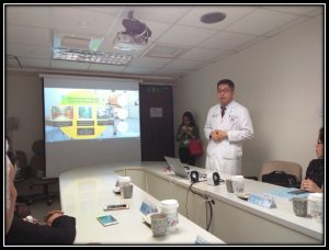 Kunjungan ke Wang Fang Hospital Untuk Mempelajari Pengendalian Penyakit TB di Taiwan