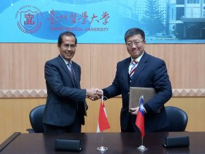 2.	Universitas Alma Ata Bermitra dengan Taipei Medical University (TMU), Taiwan