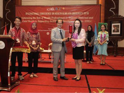 ICHAA, Konferensi Internasional Fakultas Ilmu-ilmu Kesehatan Universitas Alma Ata