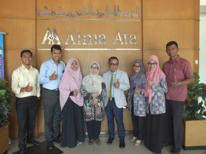 Program Studi Profesi Ners Universitas Alma Ata Selenggarakan Kuliah Umum