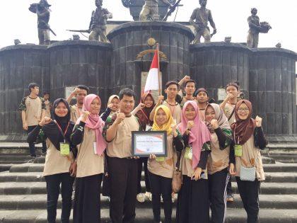 Mahasiswa FAI dan FKIP Universitas Alma Ata ikuti kegiatan JONBN 2018