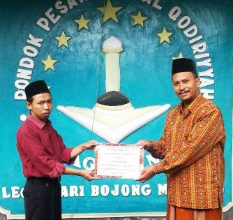 DAC Salurkan Dana ZIS Untuk Renovasi MCK