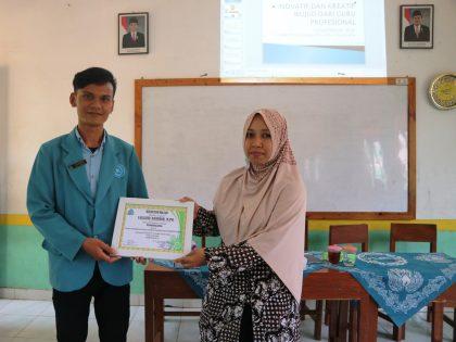 """Seminar Sehari  Bersama Guru-Guru Madrasah Ibtidaiyah Kecamatan Imogiri  """"Inovatif Dan Kreatif Wujud Dari Guru Profesional"""""""
