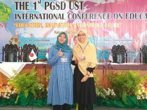 Dua Dosen PGSD Universitas Alma Ata Menjadi Pemakalah dalam Seminar Internasional