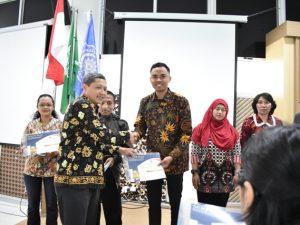Jurnal Gizi Alma Ata berhasil ditetapkan sebagai Jurnal Ilmiah Terakreditasi Nasional