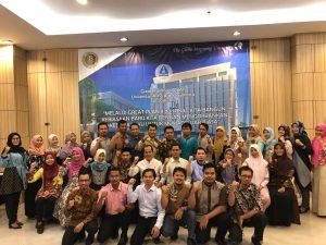 Universitas Alma Ata Melaksanakan Great Plan II dan RKAT di Kaliurang Yogyakarta pada Tanggal 8 – 9 Februari 2019