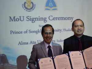 Universitas Alma Ata Partnered with Prince of Songkla University, Thailand
