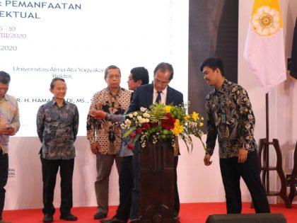 Penandatanganan Perjanjian Kerja Sama Antara Direktorat Jenderal Kekayaan Intelektual