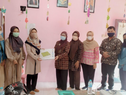 Universitas Alma Ata Bantu Dampingi Guru-Guru TK di Pajangan : Waspadai Obesitas dan Gizi Buruk Pada Anak